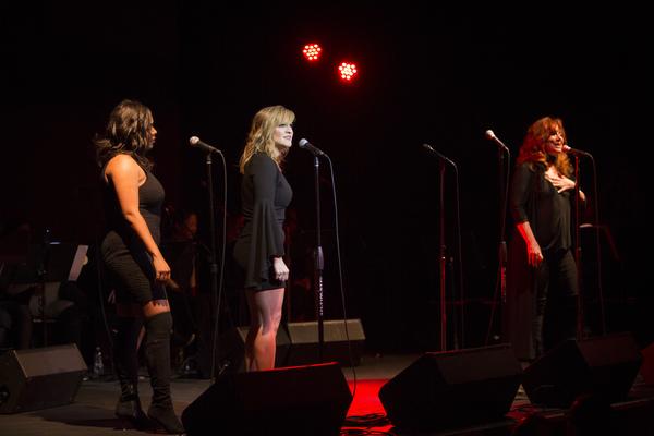 Bryonha Marie Parham, Shoshana Bean, Debbie Gravitte