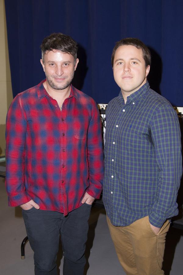Trip Cullman and Joshua Harmon