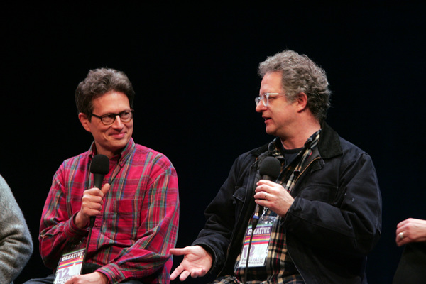 Mark Hollmann and Greg Kotis