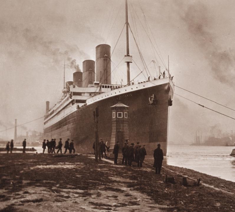 Smithsonian Channel To Premiere Documentary Titanic New