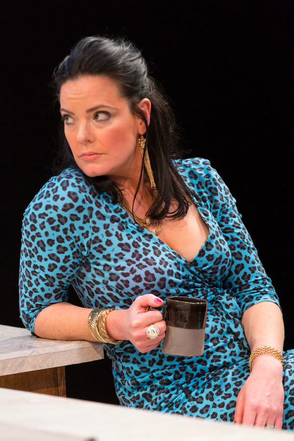 Photo Flash: First Look at Leigh Silverman-Helmed HURRICANE DIANE at Two River Theater