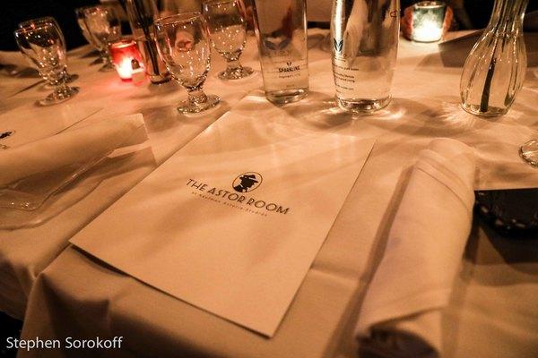 Photos: Michael Mott & Friends Play The Astor Room