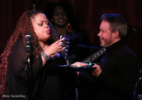 Natalie Douglas and Billy Joe Young Photo