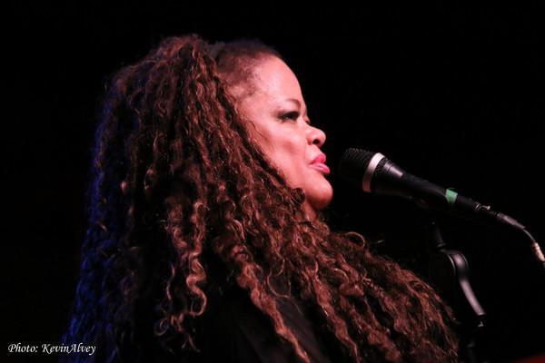 Photo Flash: Natalie Douglas Honors MLK Day with 'STEVIE SONGS' at Birdland