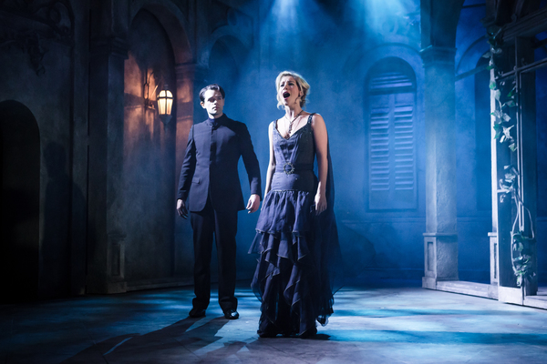 Photos: First Look at European Premiere of DEATH TAKES A HOLIDAY at Charing Cross Theatre