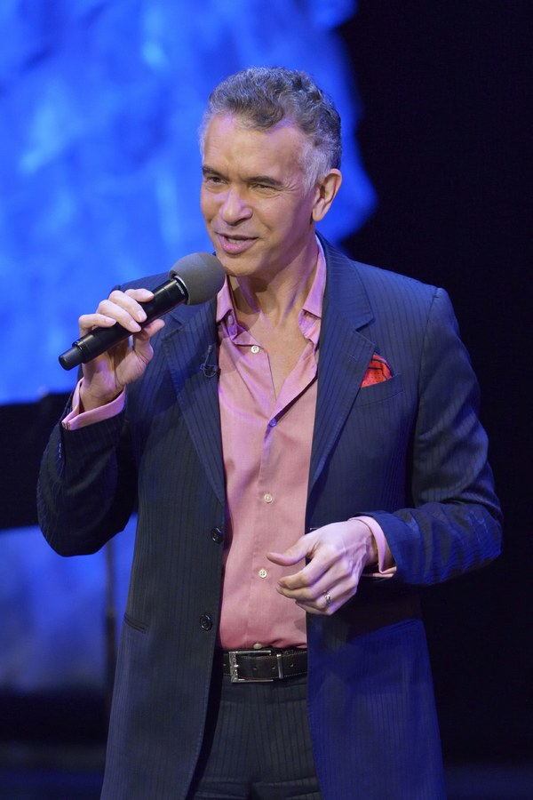 Photo Flash: Sneak Peek at Michael Feinstein, Billy Porter, Andrea McArdle and More in AMERICAN SONGBOOK AT NJPAC, Coming to NJTV