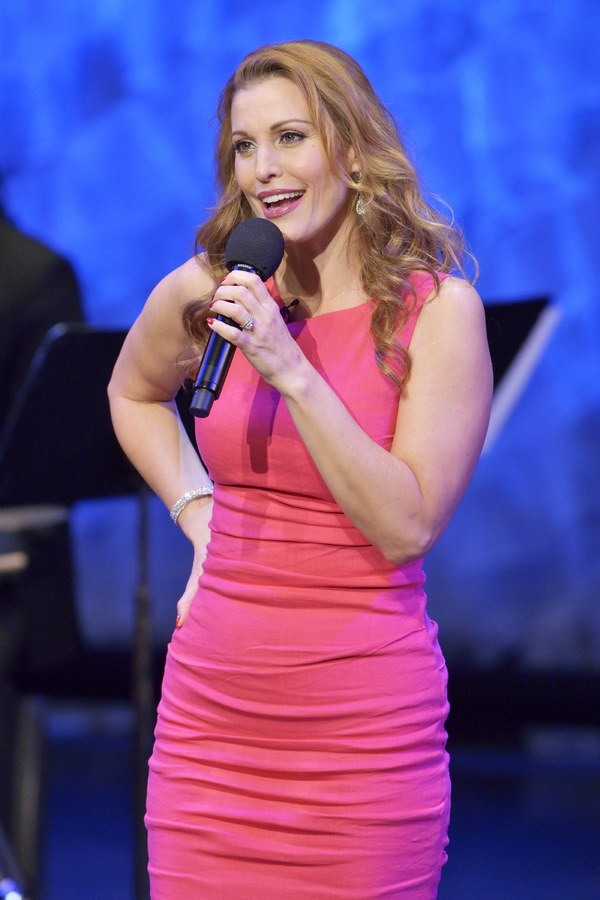 Brian Stokes Mitchell and Ana Gasteyer Kick Off AMERICAN SONGBOOK AT NJPAC Series Tonight on NJTV