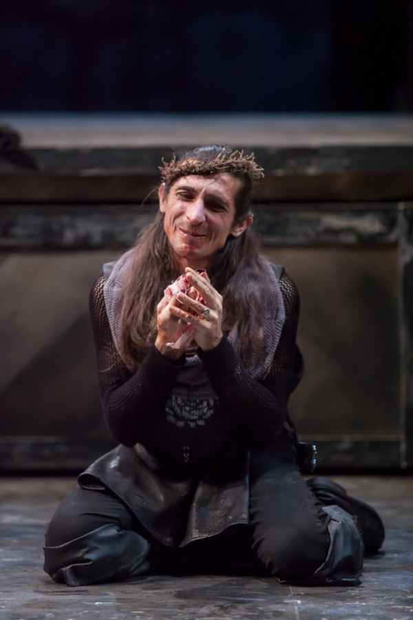 Photo Flash: First Look at HENRY VI: THE WARS OF THE ROSES, PART 2 at Cincinnati Shakespeare