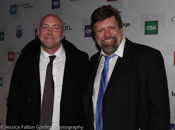 Oskar Eustis and Patrick Willingham