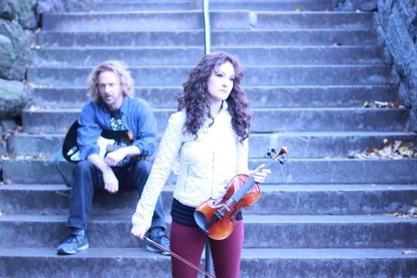 Daniel Jenkins and Melissa van der Schyff