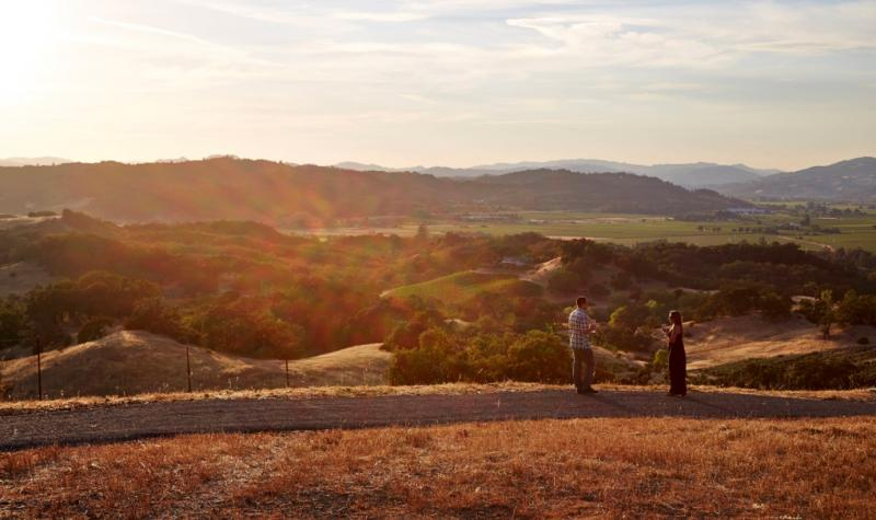 Jordan Winery Announces 2017 Events - Themed Dinner Parties, Vineyard Hikes, New Release Party and More!