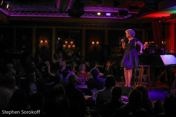 Photo Coverage: Christine Ebersole Returns To Feinstein's/54 Below With AFTER THE BALL