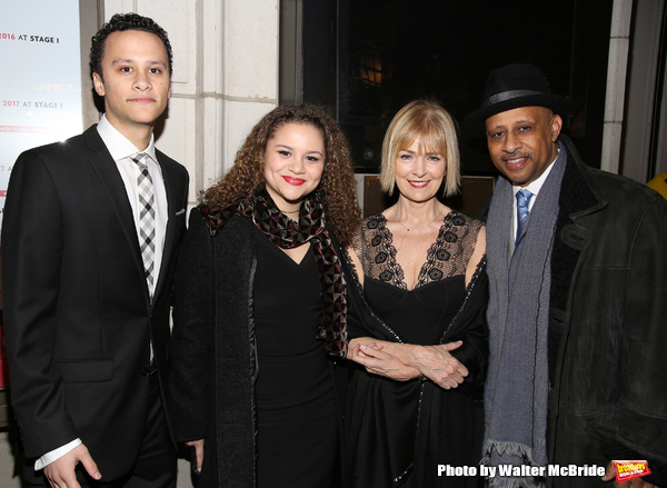 Photo Coverage: On the Opening Night Red Carpet for JITNEY