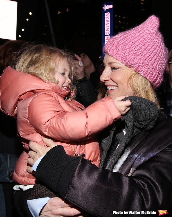 Cate Blanchett & Family  Photo