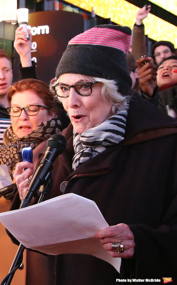Kate Mulgrew and Betty Buckley