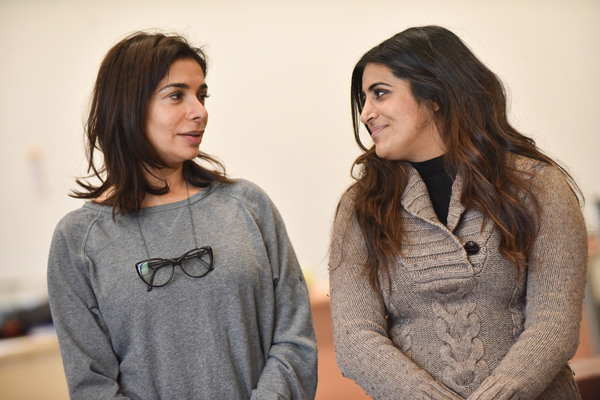 Shobna Gulati and Sejal Keshwala Photo