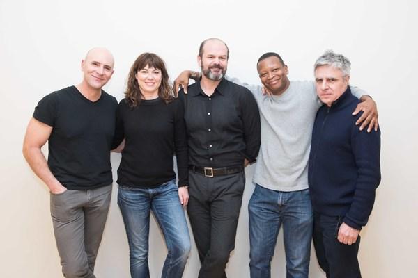Jordan Lage, Rebecca Pidgeon, Chris Bauer, Lawrence Gilliard Jr. and  Neil Pepe