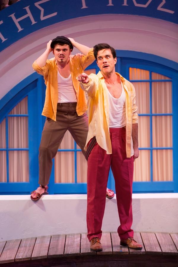 Matthew Macca and Ryan-James Hatanaka
