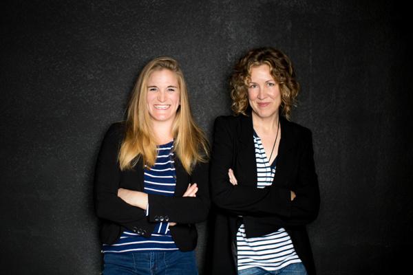 Samantha Ginn and Shana Wride Photo