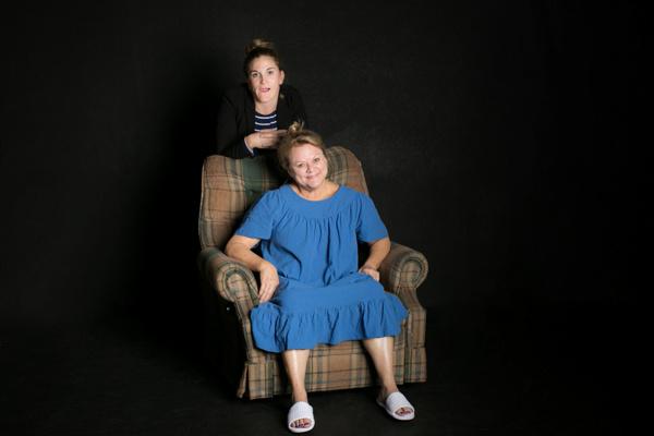 Annie Hinton and Samantha Ginn  Photo