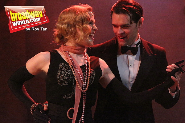 Helen Turner and Chris Peluso Photo