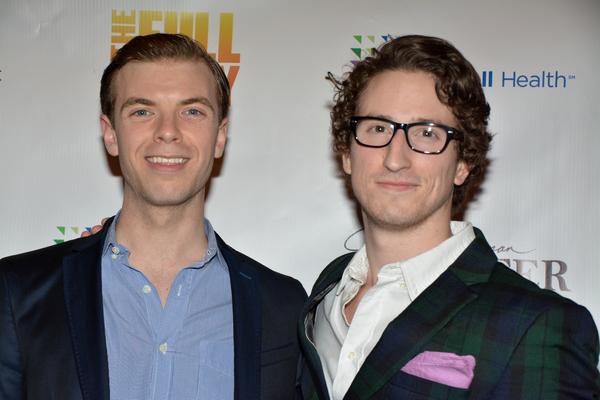 Spencer Glass and Noah Bridgestock
