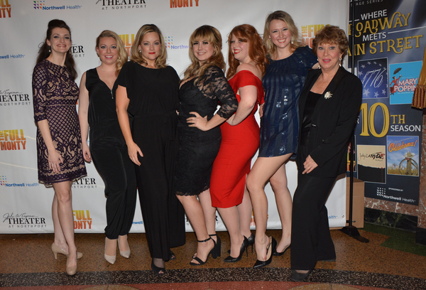 Suzanne Mason, Nicole Hale, Gaelen Gilliland, Lexi Lyric, Jennifer Collester Tully, Kate Marshall and Diane Findlay