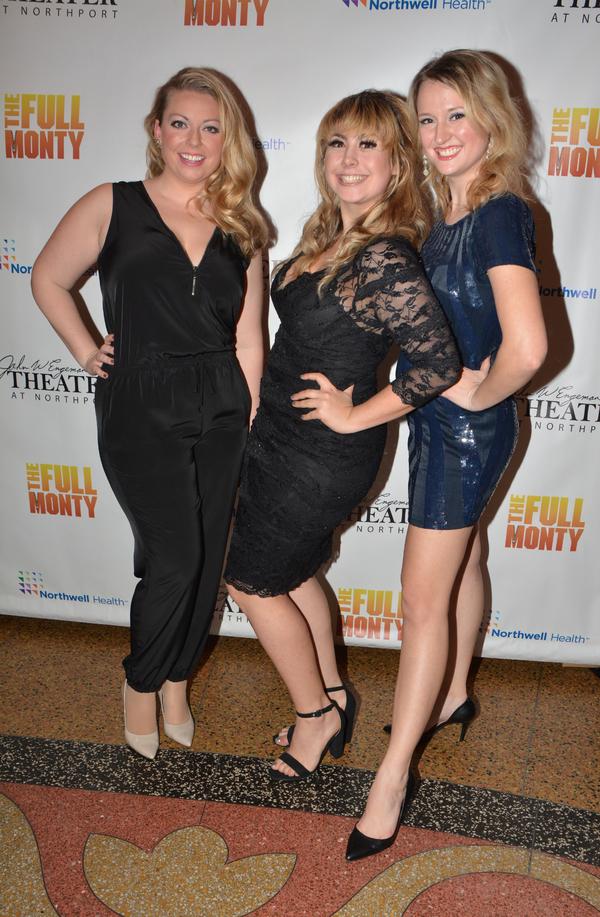 Nicole Hale, Lexi Lyric and Kate Marshall