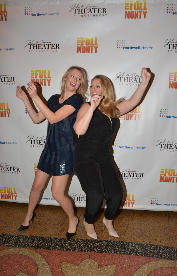 Kate Marshall and Nicole Hale