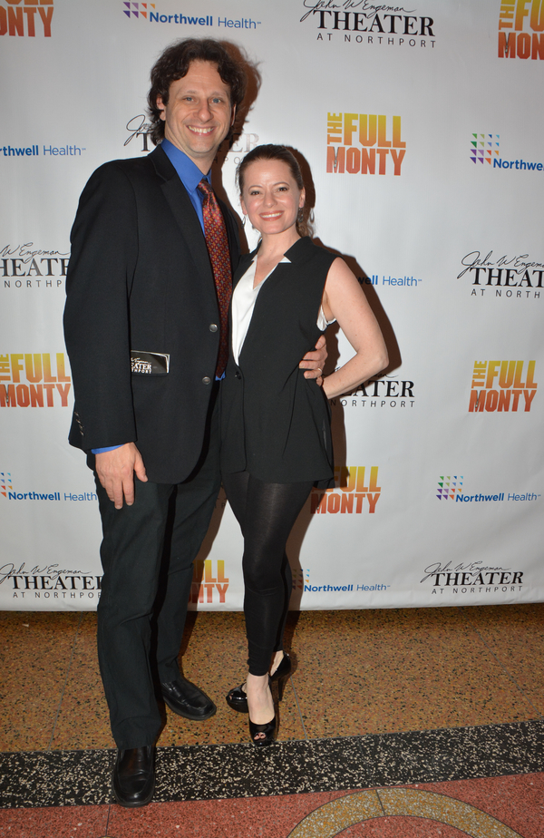 Photo Coverage: THE FULL MONTY Opens at The John W. Engeman Theater Northport