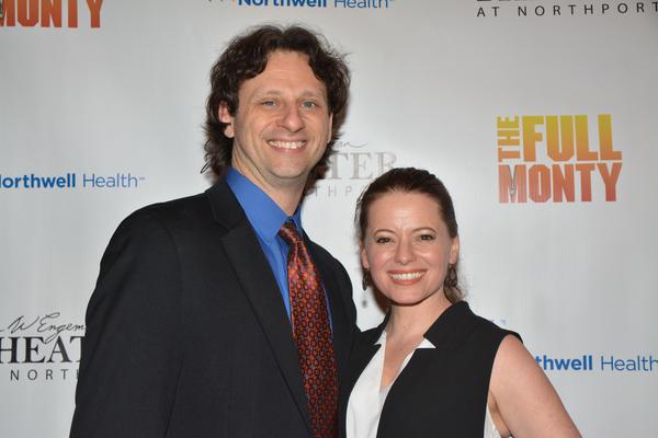 Keith Andrews (Director) and Antoinette DiPietropolo (Choreographer)