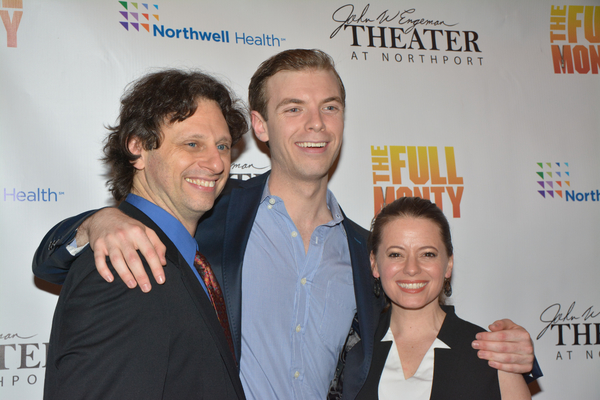 Keith Andrews, Spencer Glass and Antoinette DiPietropolo