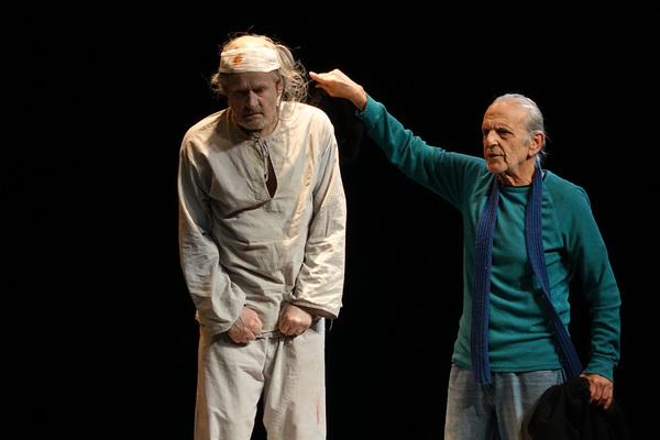 Norbert Weisser and Alan Abelew Photo