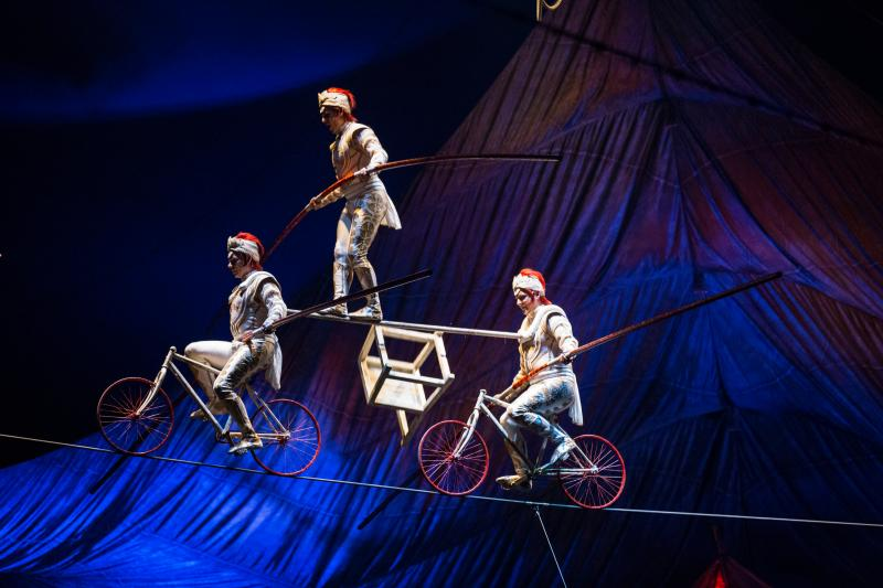 BWW Review: CIRQUE DU SOLEIL'S KOOZA at The Big Top, Flemington Racecourse