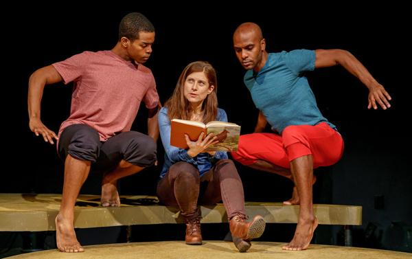 Jeremiah Porter, Lena Kaminsky and Jeremy Swift