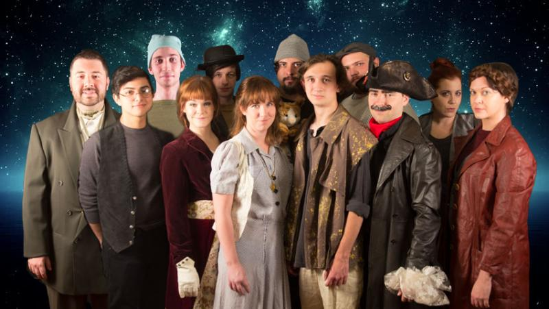 BWW Review: Outstanding PETER AND THE STARCATCHER at Brelby Theatre Company