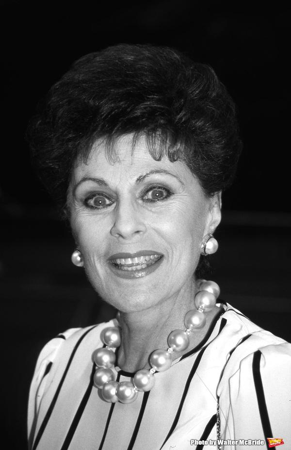 Photo Flash: Remembering Roberta Peters