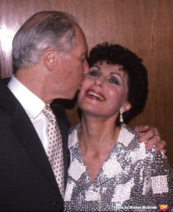 Bertram Fields and Roberta Peters