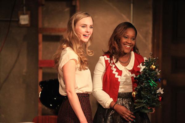 Brookelyn Hebert and Nikkia Tyler