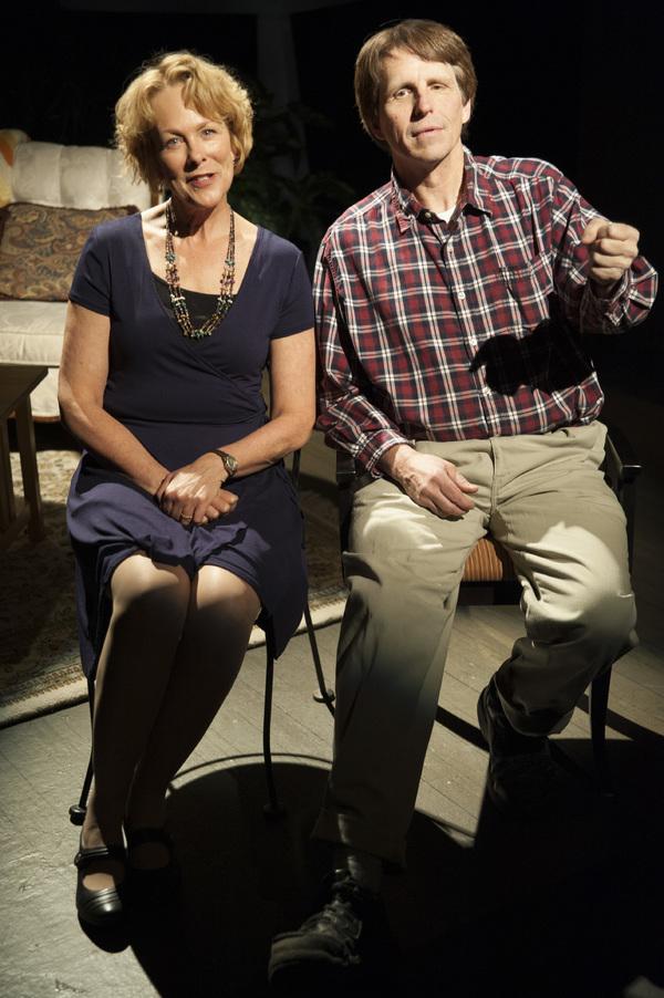 Libby Rife and Clint Heyn Photo