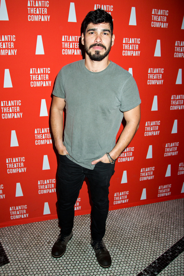 Photo Coverage: Atlantic Theater Company Celebrates Opening Night of TELL HECTOR I MISS HIM
