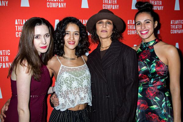 Talene Monahon, Yadira Guevara-Prip, Lisa Ramirez, Analisa Velez