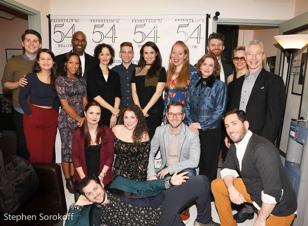 James Crichton, Shaina Taub, Nikki M. James, Alan H. Green, Barbara Walsh, Ryan Hook, Alexandra Ferrara, Jennifer Ashley Tepper, Patti Cohenour, Joshua Zecher-Ross, Alice Ripley, Gary Stevens, Anna Marie Ray, Brooke Shapiro, Kevin Michael Murphy, Zachary