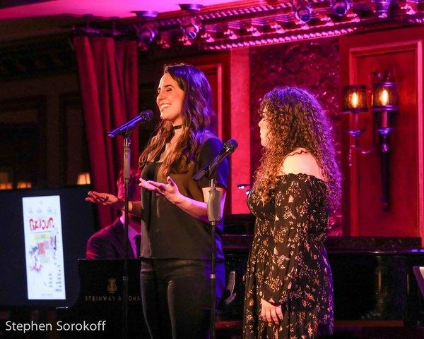 Alexandra Ferrara & Brooke Shapiro
