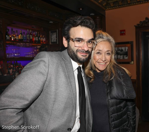 Joe Iconis & Eda Sorokoff