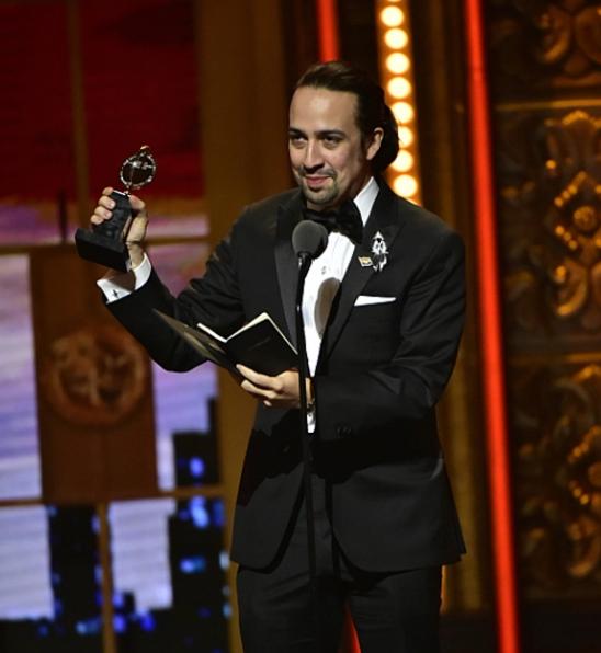 Follow Oscar Nominee Lin-Manuel Miranda's Road to a Possible EGOT!