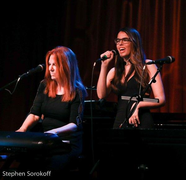 Victoria Shaw & Ruby Locknar