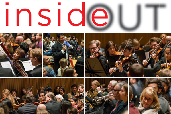 BWW Preview: The Park Avenue Chamber Symphony Presents INSIDEOUT at DiMenna Center