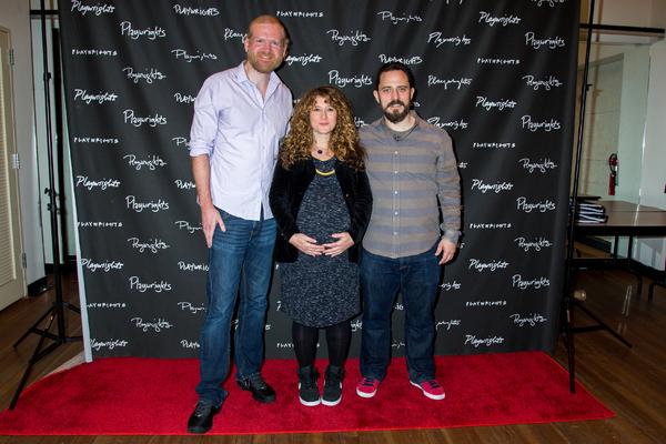 Paul Thureen, Hannah Bos, Oliver Butler
