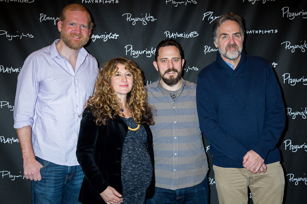 Paul Thureen, Hannah Bos, Oliver Butler, Tim Sanford